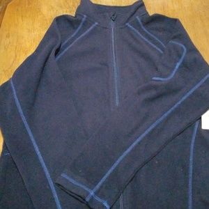 Mens size m zip up jacket by athletech